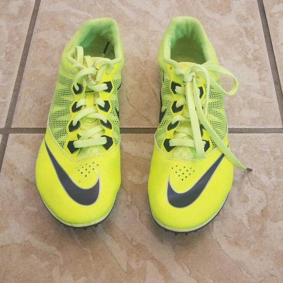 Nike Shoes | Neon Yellow Nike Sprint